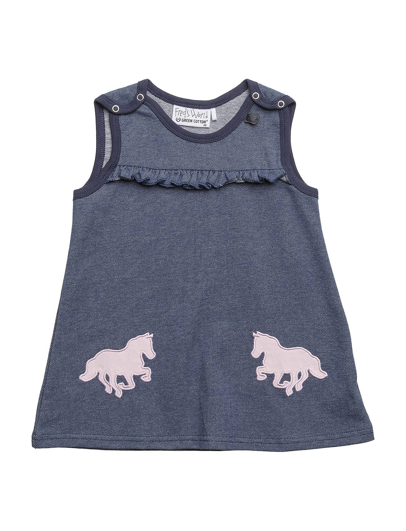 Freds World Horse Denim Dress
