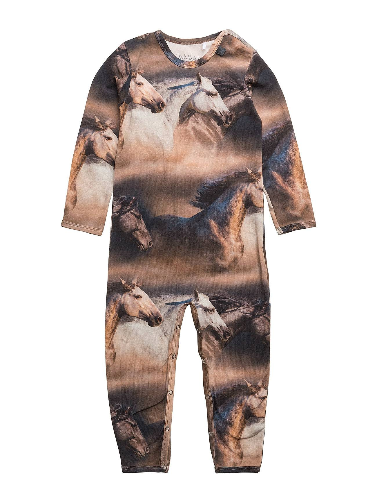 Freds World Horse Photo Bodysuit