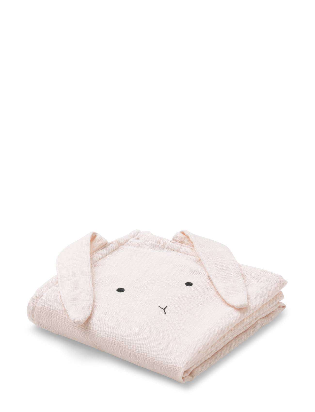 Liewood Hannah Muslin Cloth Rabbit 2 Pack