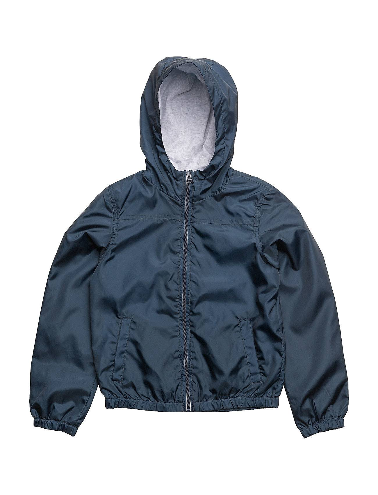 name it Nkmmix Solid Jacket Camp