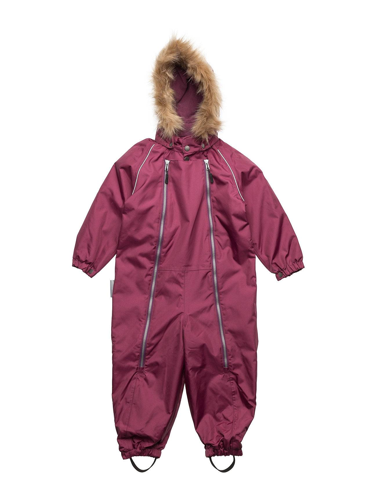 Ticket to Heaven Suit Snowbaggie With Detachable Hood