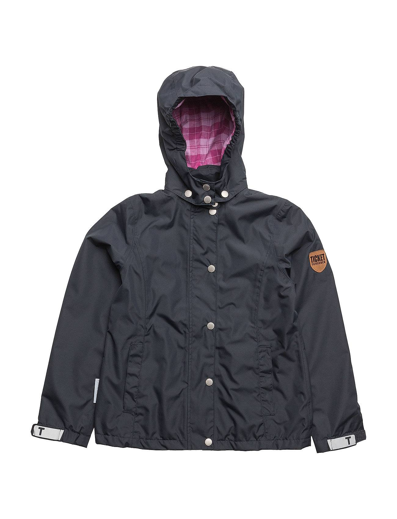 Ticket to Heaven Jacket Annie With Detachable Hood