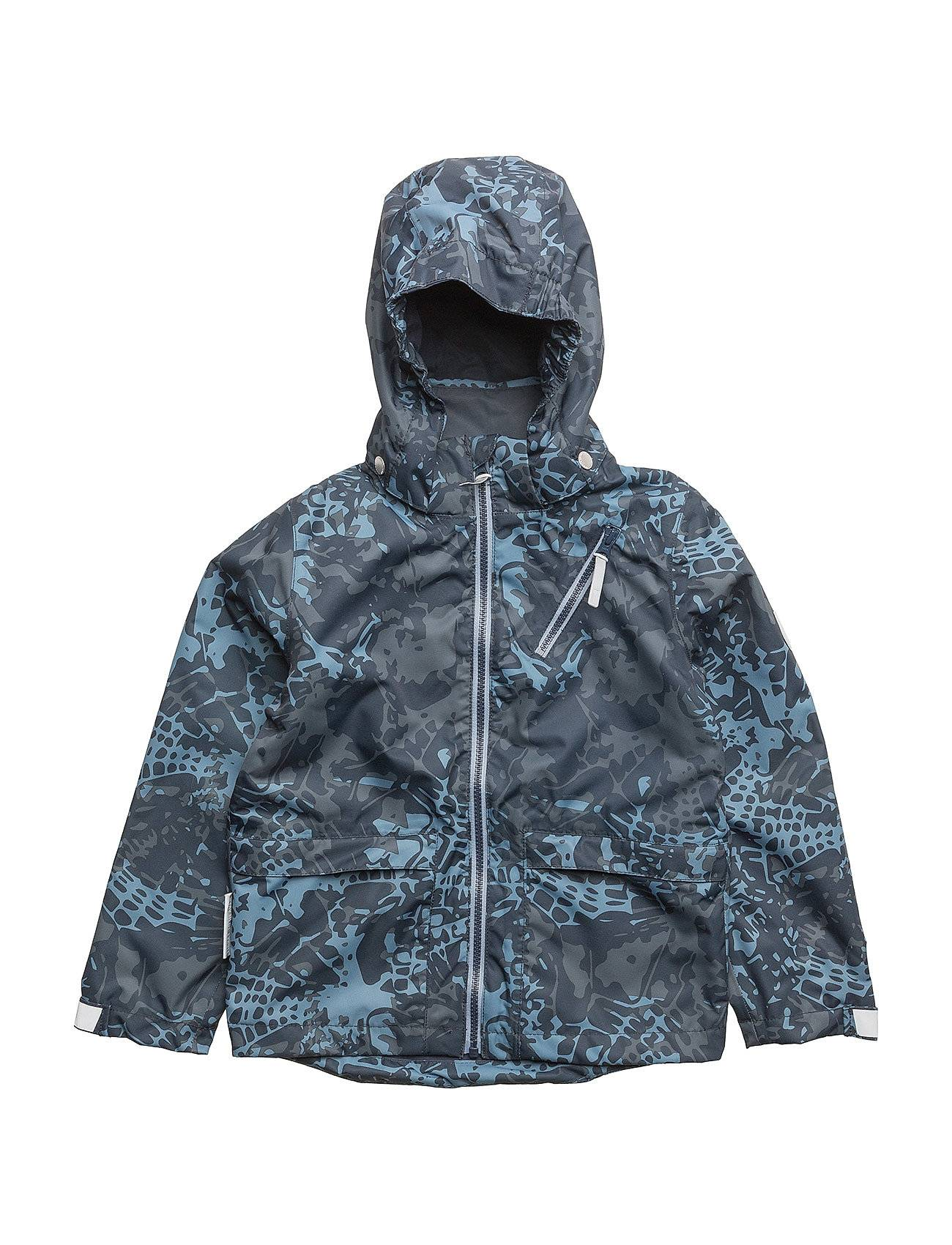 Ticket to Heaven Jacket Kevin With Detachable Hood Allover