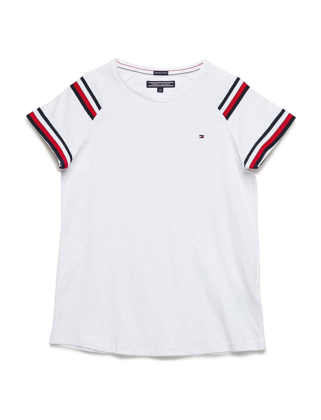 Tommy Hilfiger Global Stripe Knit S/S