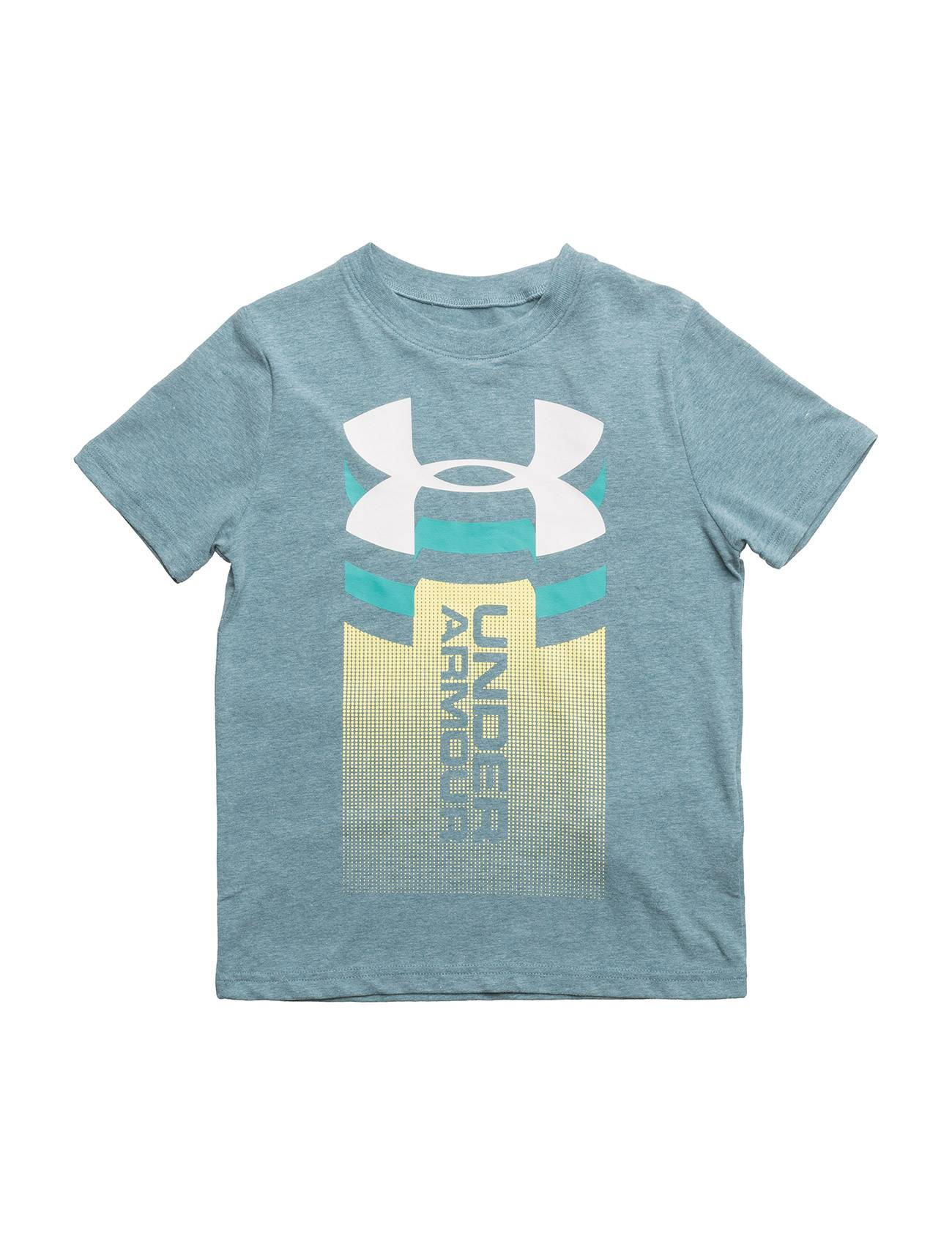 Under Armour Veritcal Logo Ss T