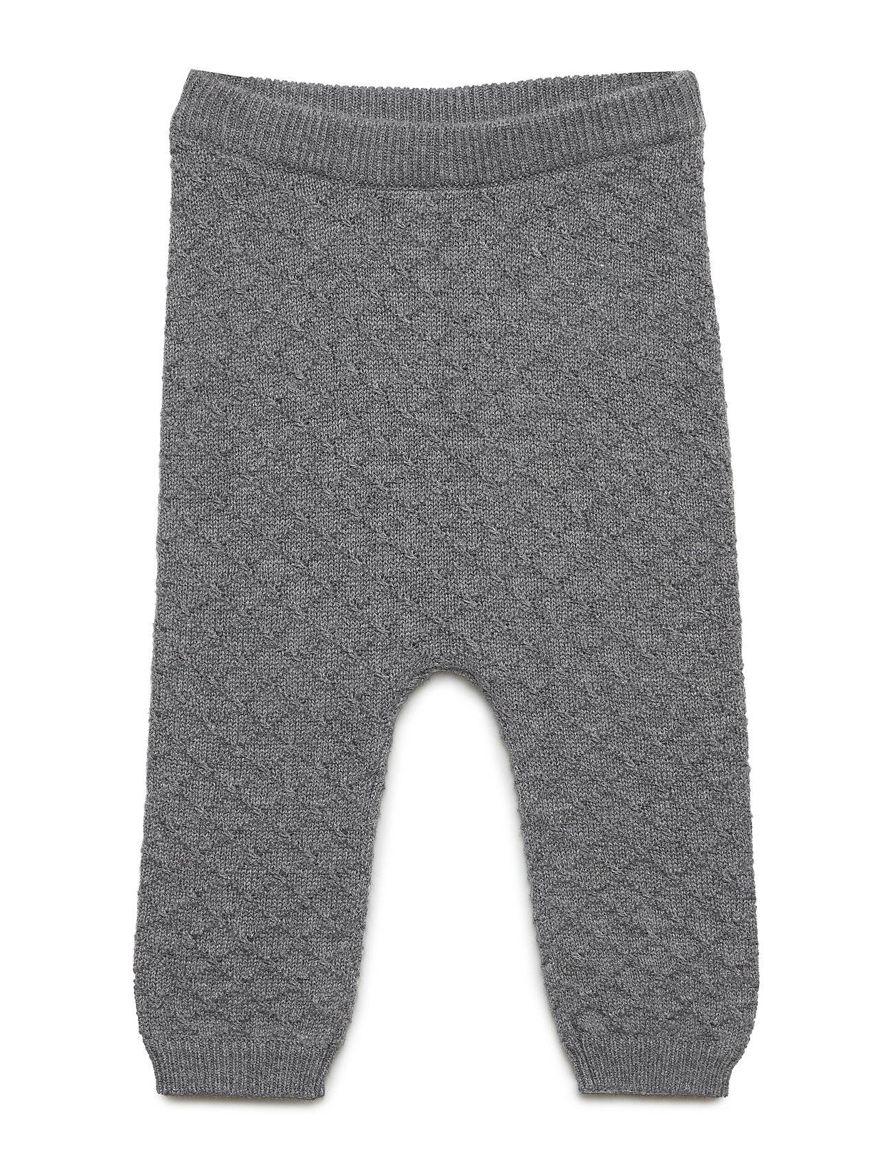 Wheat Knit Trousers Liam