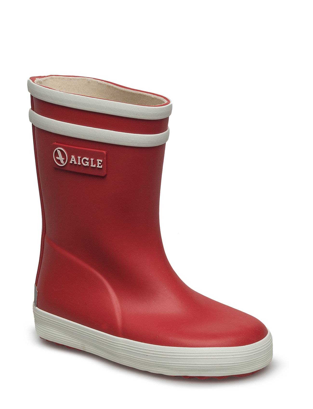 Aigle Baby Flac Rouge New