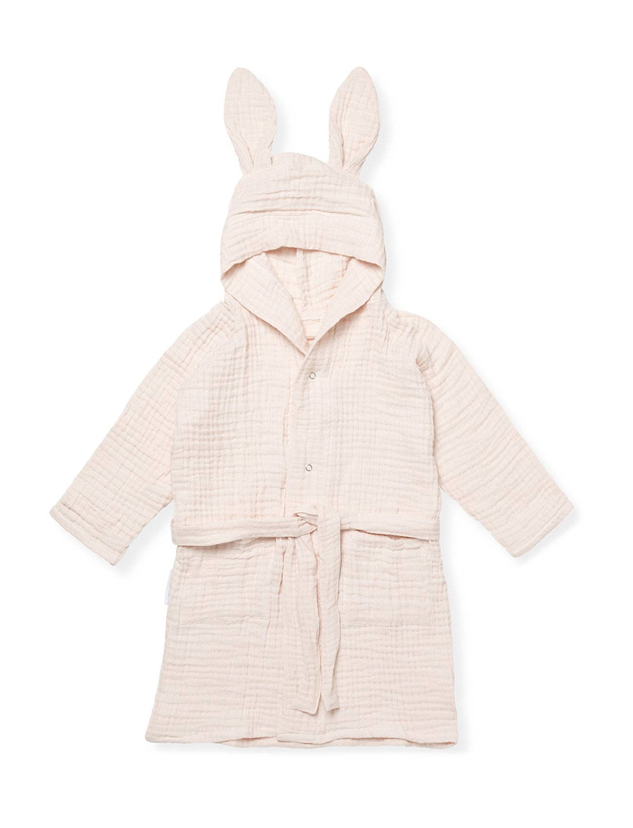 Liewood Dana Muslin Bath Robe Rabbit