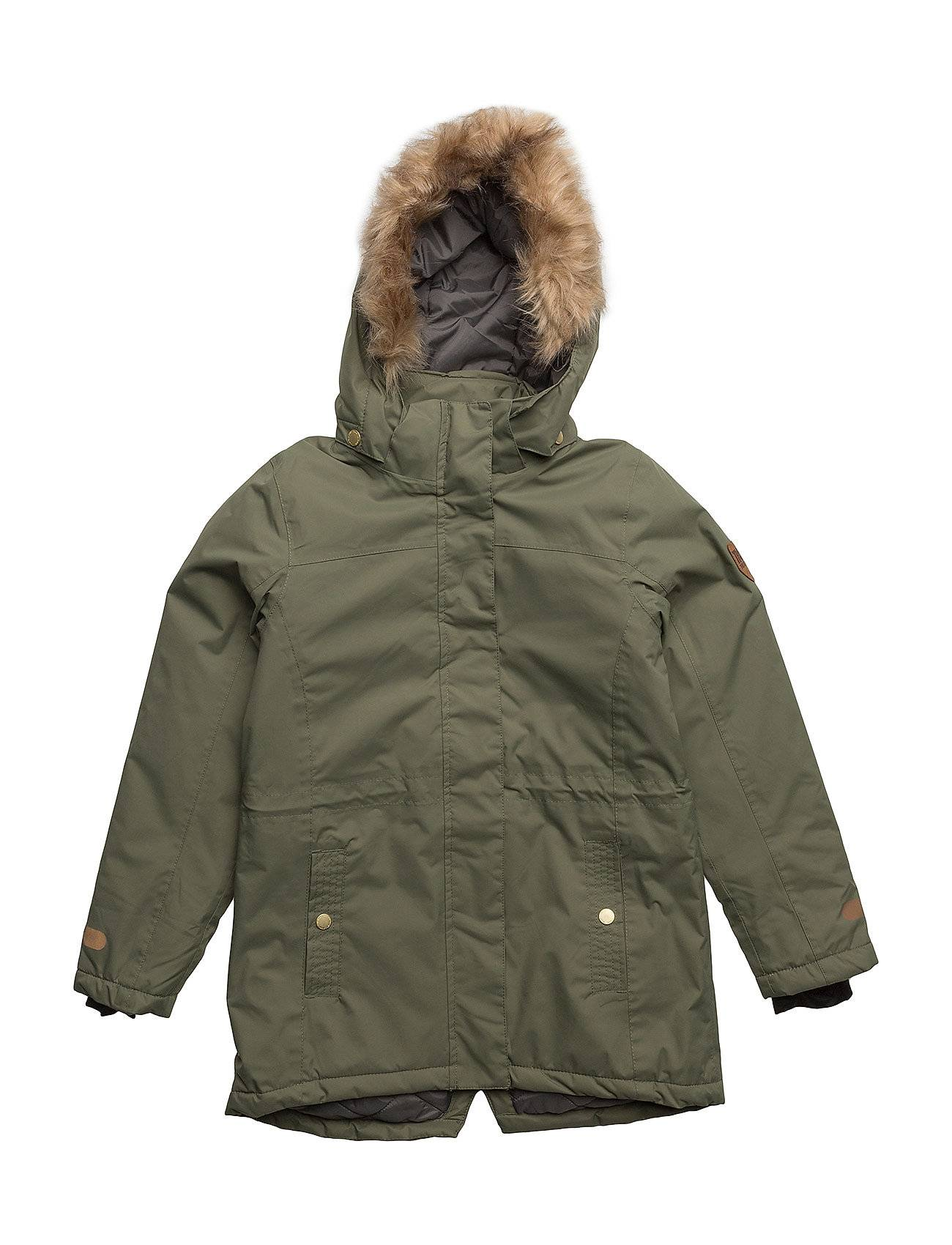 Ticket to Heaven Mary Jacket With Detachable Hood
