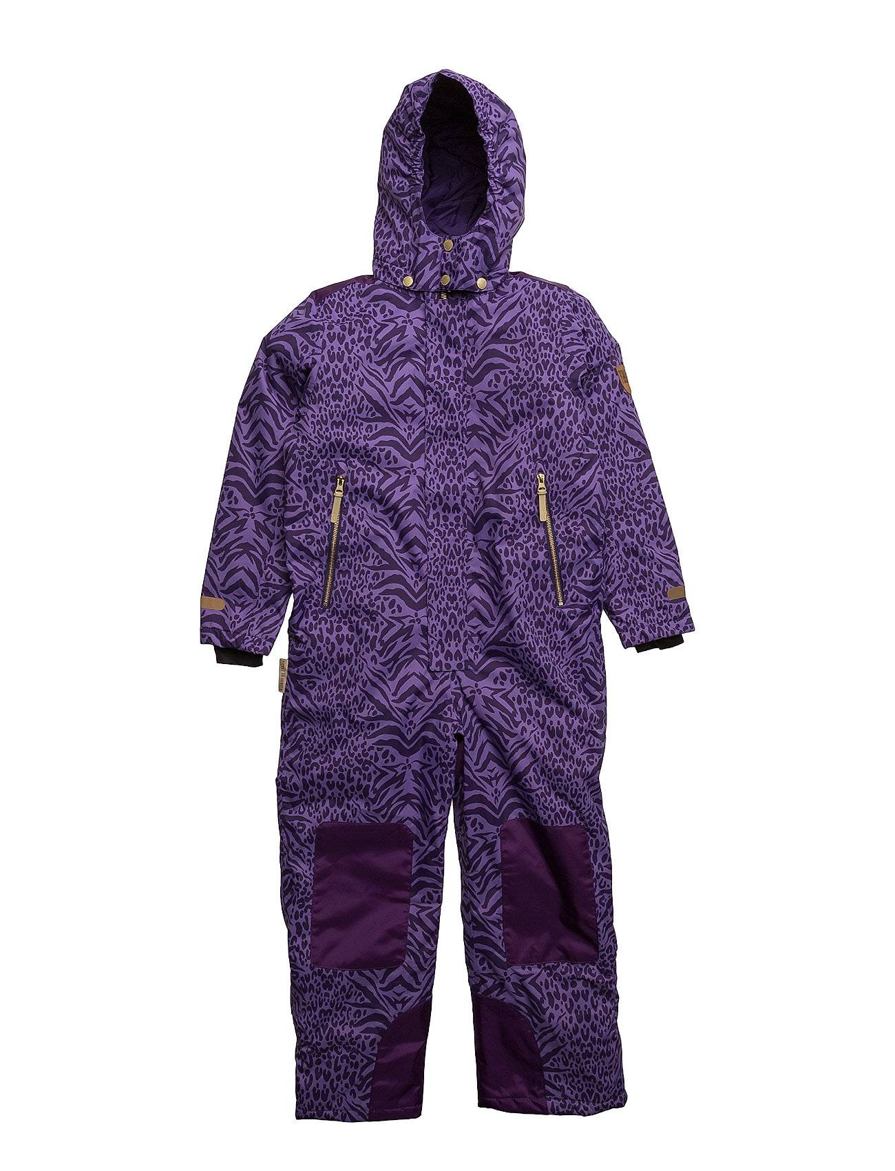 Ticket to Heaven Matti Suit With Detachable Hood Allover