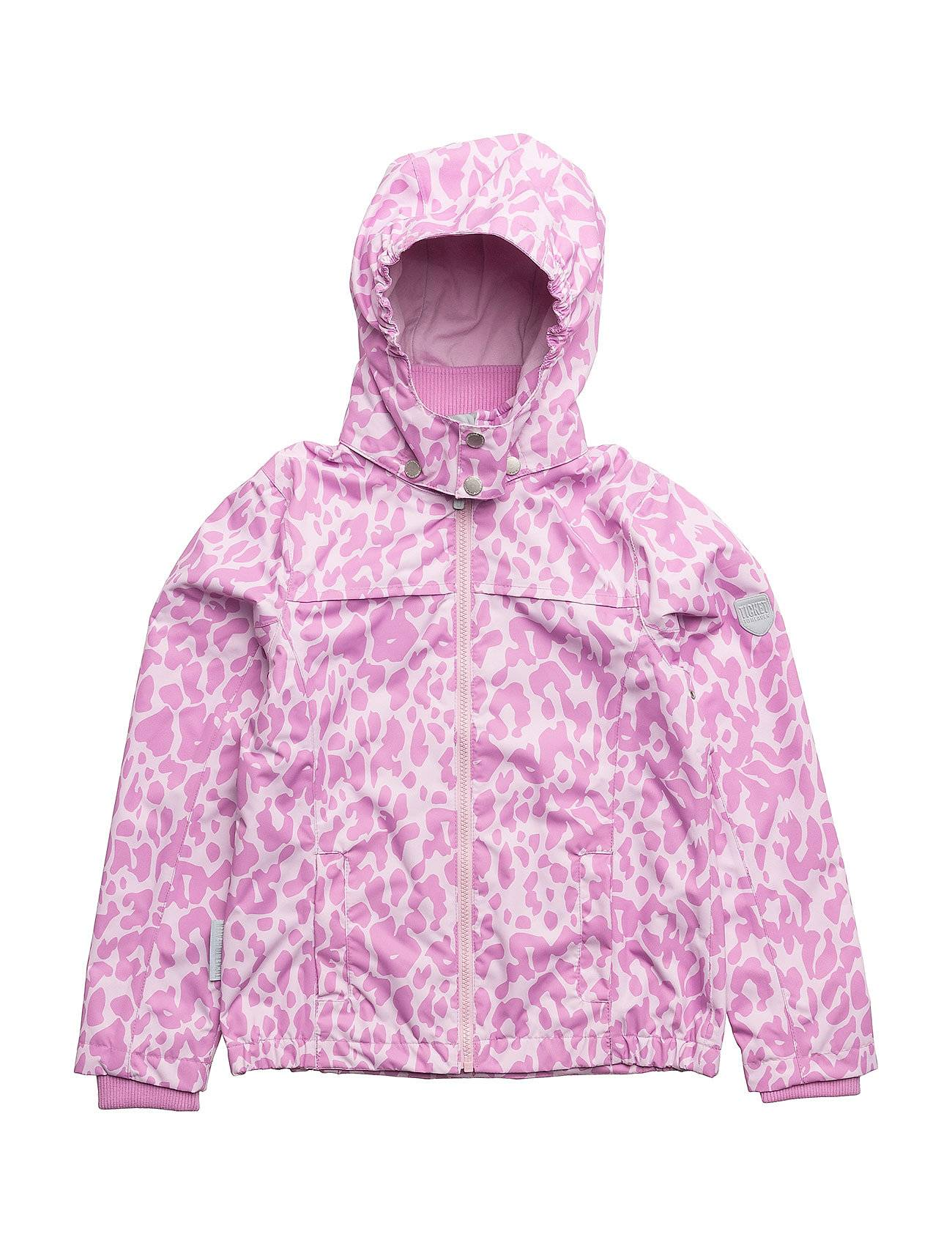 Ticket to Heaven Jacket Mia With Detachable Hood Allover