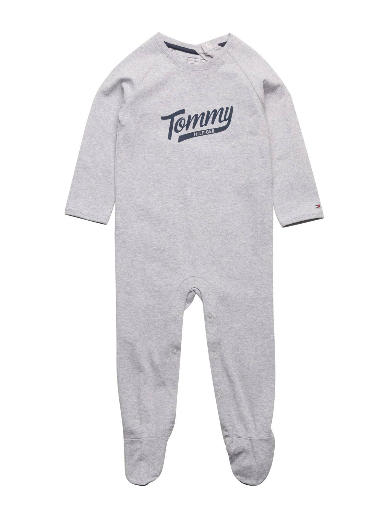 Tommy Hilfiger Th Baby Coverall L/S