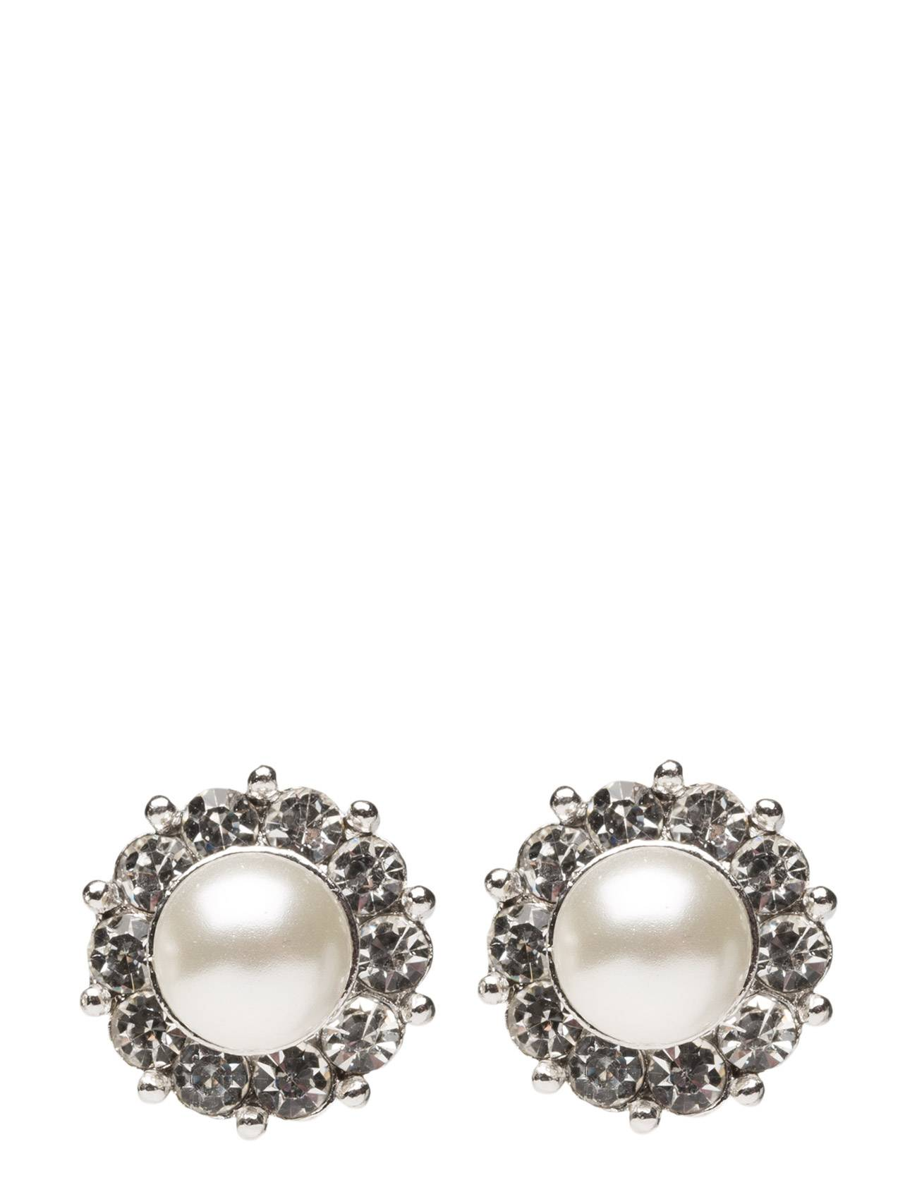 LILY AND ROSE Miss Sofia Pearl Earrings Creme