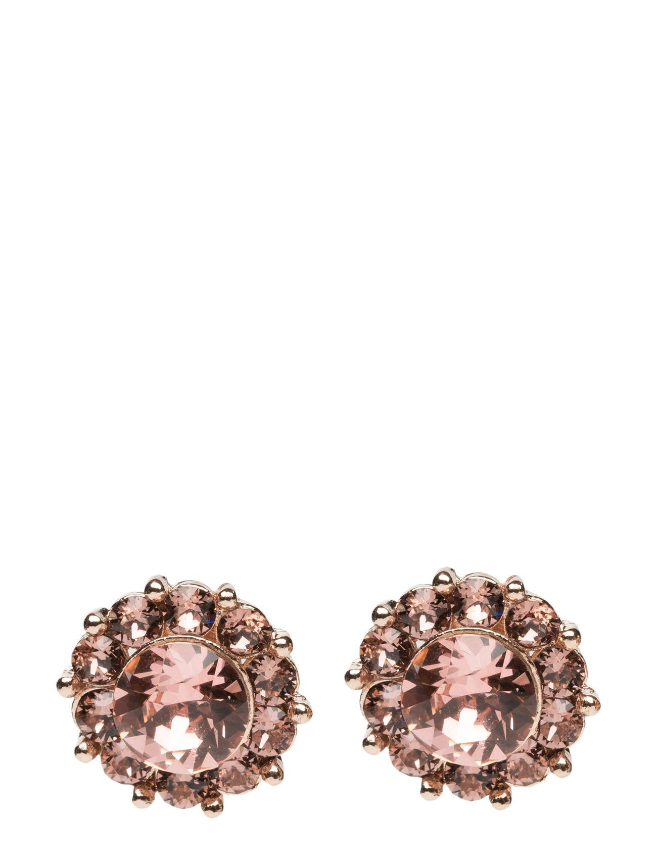 LILY AND ROSE Miss Sofia Earrings Rose Peach / Blush Rose