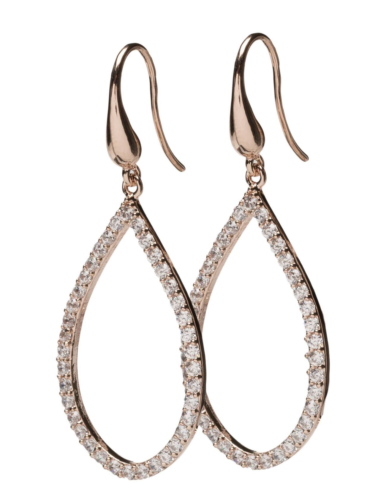 LILY AND ROSE Kennedy Earrings Crystal