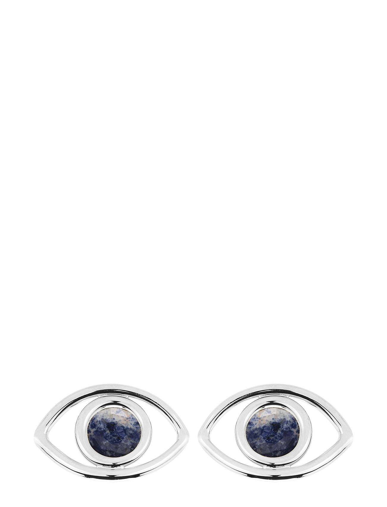 SOPHIE by SOPHIE Eye Stone Studs