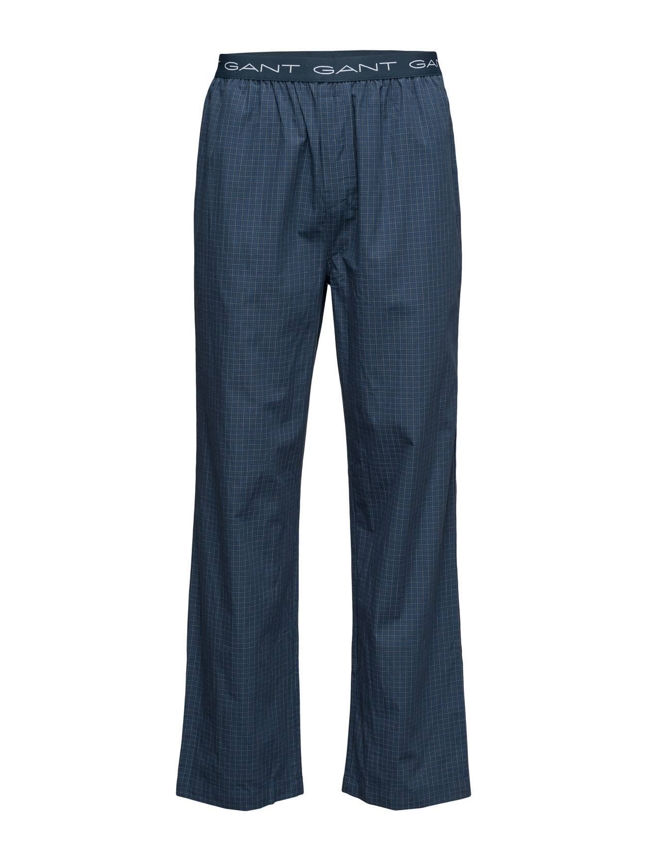 GANT Pajama Pants Madison Check Logo El