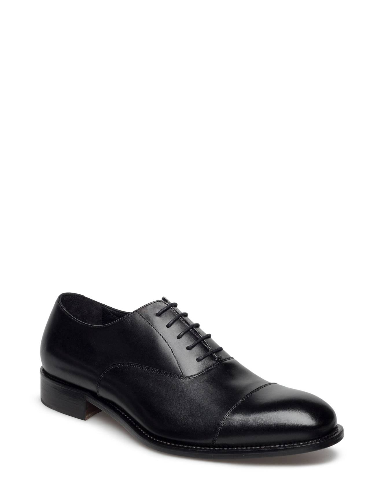 J. Lindeberg Hopper Cap Toe Port Calf