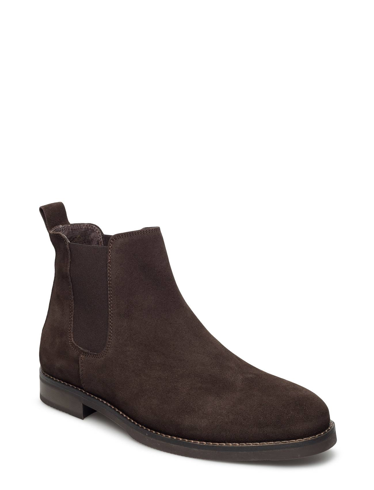 Matinique Chelsea Suede Boot Chelsea Suede