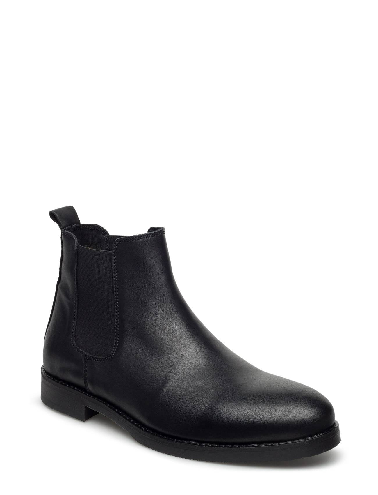 Matinique Chelsea Leather Boot Chelsea Boot
