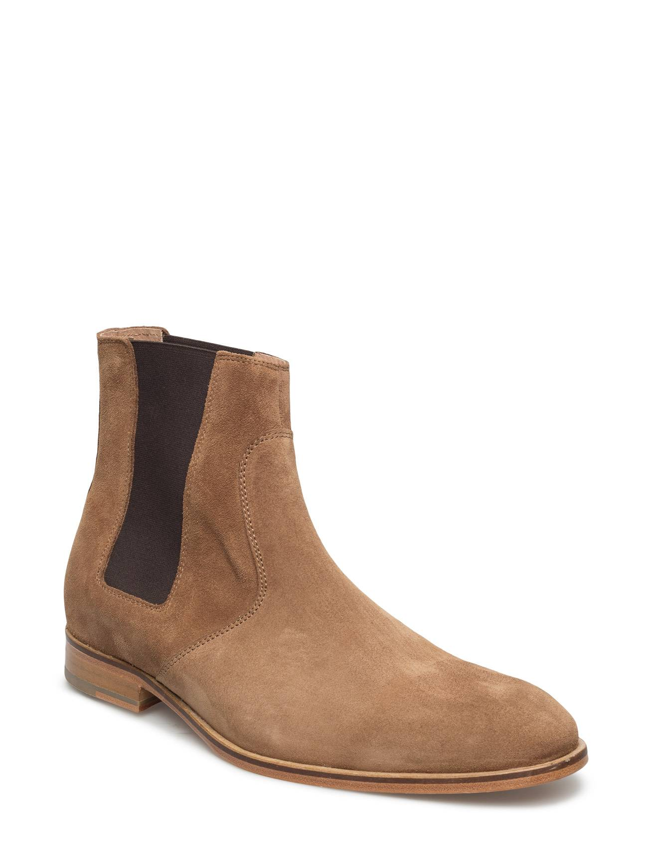 Selected Homme Shddexter Suede Chelsea Boot