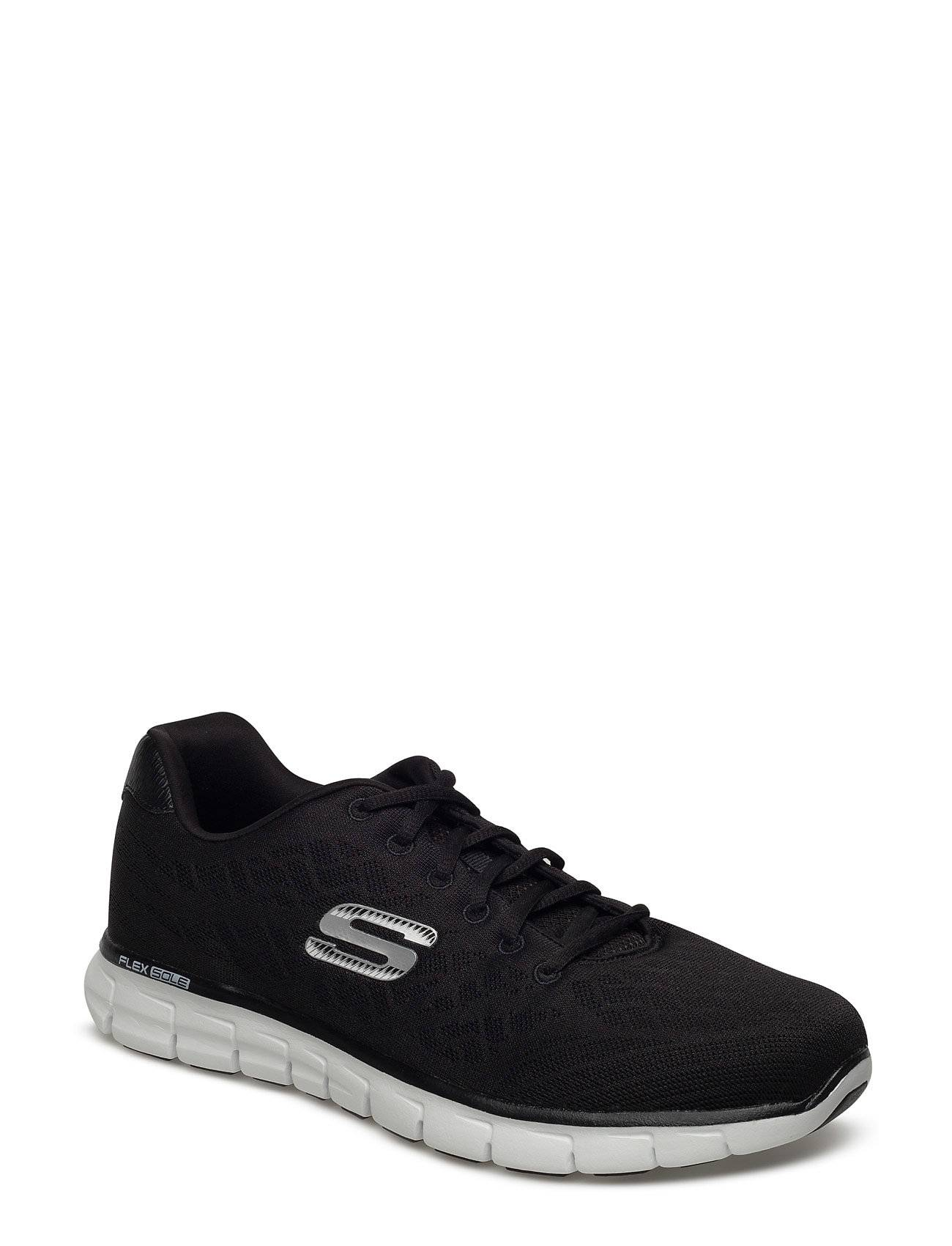 Skechers Mens Synergy Fine Tune