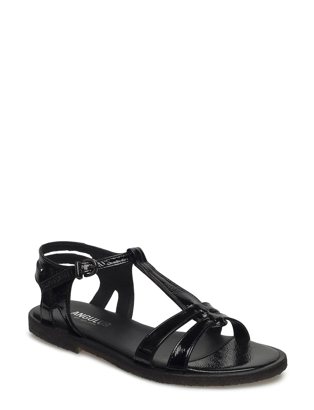 ANGULUS Sandal With Leather Sole