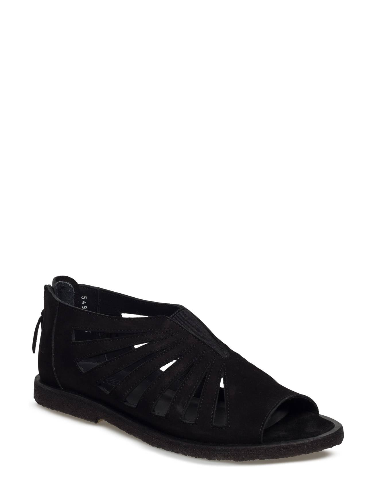 ANGULUS Sandals With Holes, Elastic And Zipper