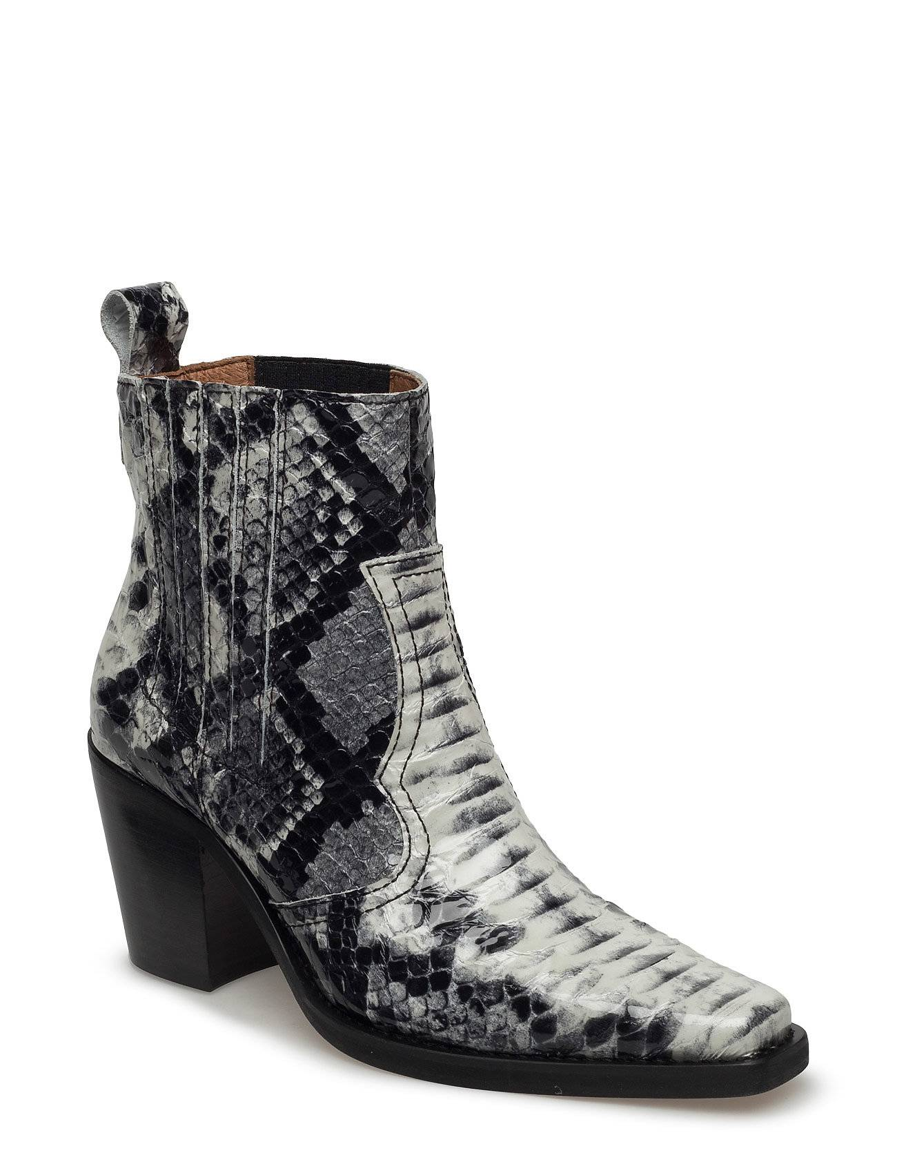 Ganni Nellie Ankle Boots