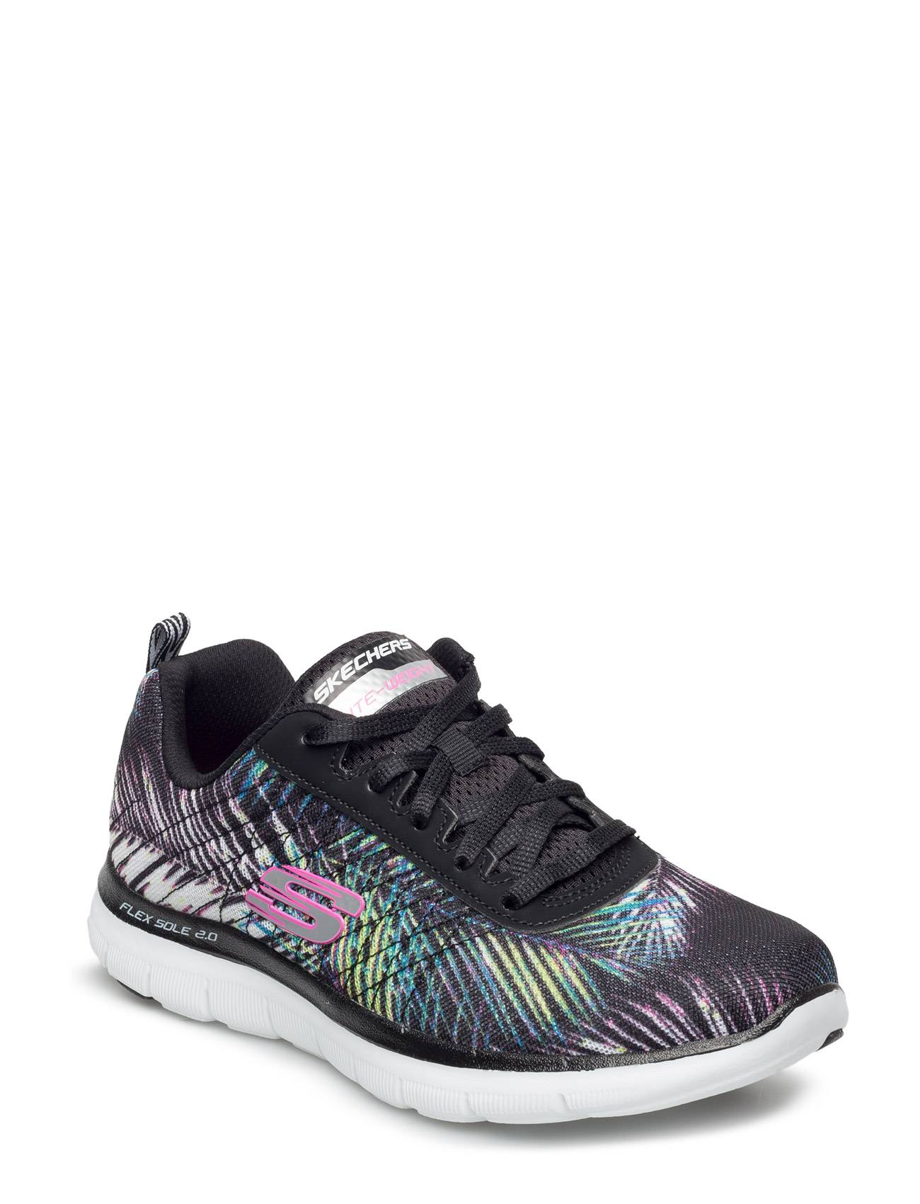 Skechers Womens Flex Appeal 2,0 Tropical