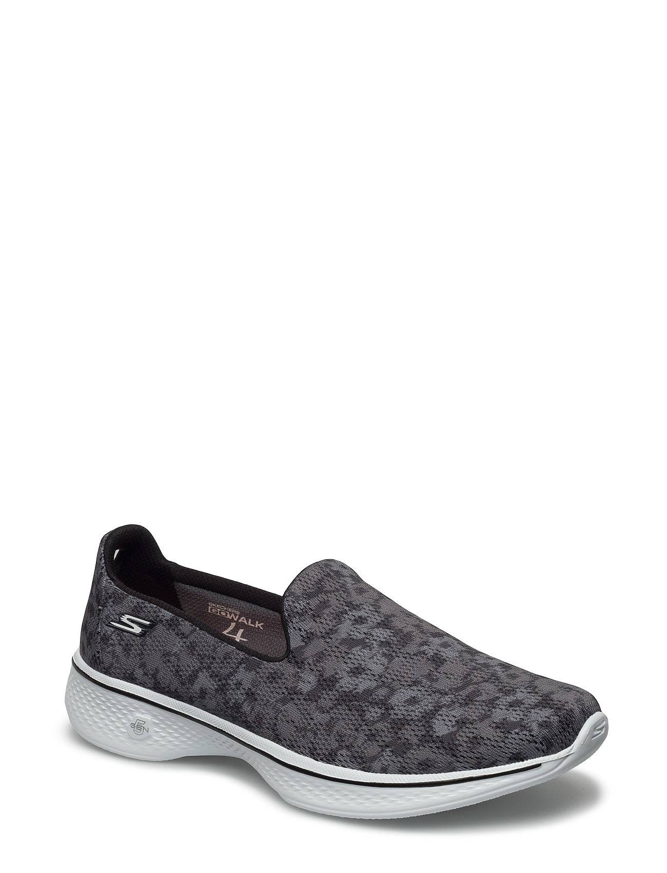 Skechers Womens Go Walk 4- Flourich