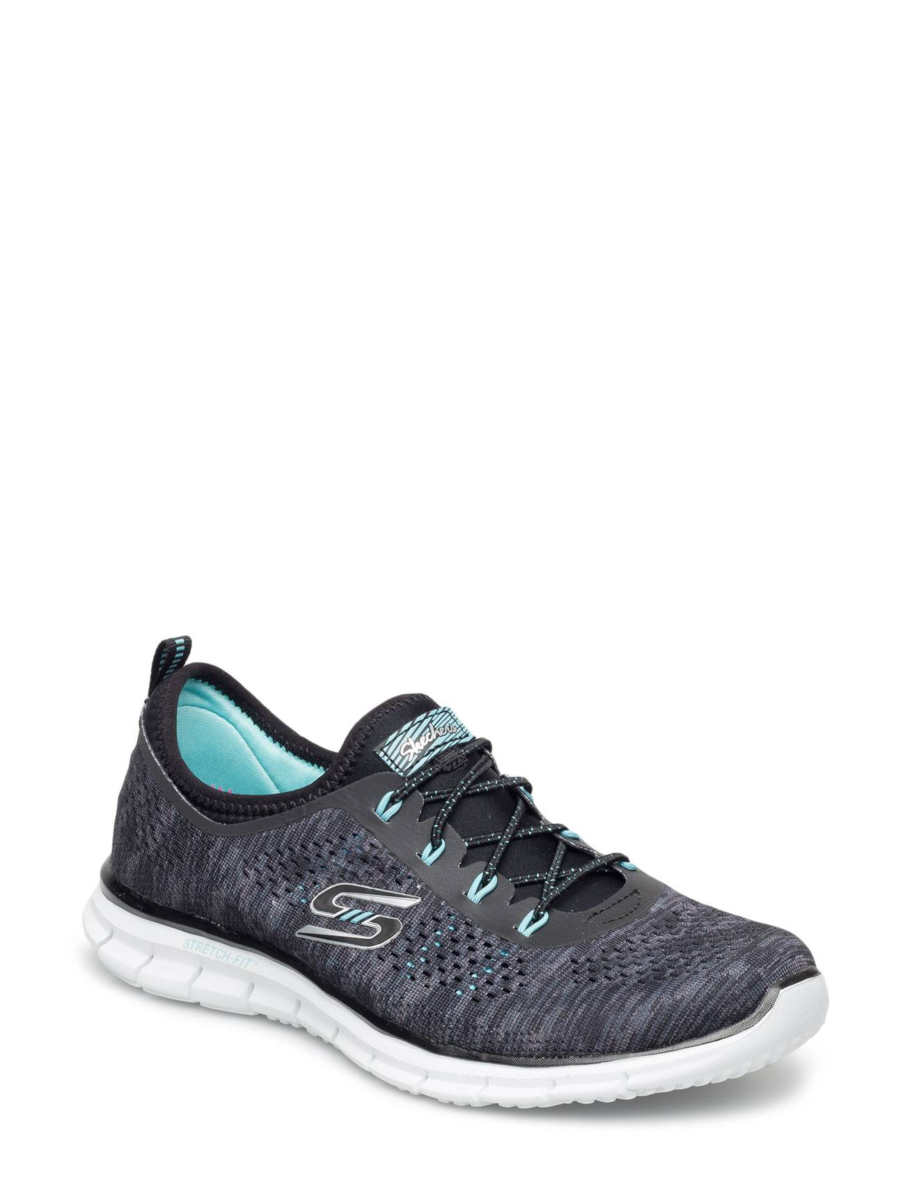 Skechers Womans Stretch Fit: Glider- Deep Space