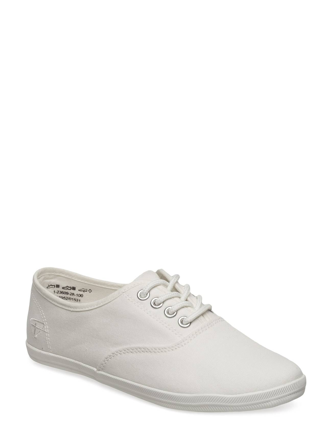 Tamaris Woms Lace-Up - Stein