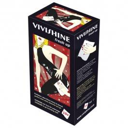 Vivishine Latex Fresh Up Pyyhkeet 10 kpl