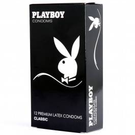 Playboy Classic Kondomit 12 kpl
