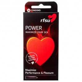 RFSU Power Kondomit 10 kpl