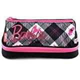Barbie 11-1916 Coin Pouch, Black/ Pink