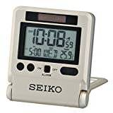Seiko Unisex Analogue Watch with multicolour Dial Analog - Digital Display - QHL064S