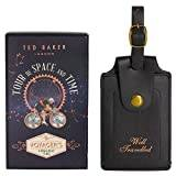 Ted Baker Luggage Tag - Black