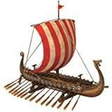 Design Toscano Drekar the Viking Longship Museum Replica - Set of 2
