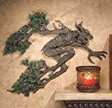 Design Toscano Tree Spirit of Sleepy Hollow Wall Sculpture