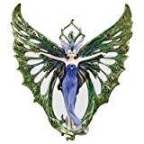 Design Toscano the Winged Peacock Princess Wall Sculpture