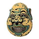Design Toscano Wei Chi Gong Sculptural Wall Mask
