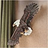 Design Toscano Strength of the Skies Eagle Wall Sculpture