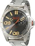 Boss Hugo Boss Orange Mens Quartz Watch, Analogue Classic Display and Stainless Steel Strap 1513317