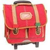 Kickers School Bag, Cartable 38 cm Trolley, red - red, Kil 23015