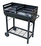Firefly Drum Barbecue with Windshield