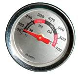 Music City Metals 00018 Heat Indicator for Blooma/Landmann/Outback and Weber Brand Gas Grills - Multi-Colour