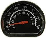 Music City Metals 00475 Heat Indicator for Broil King and Sterling Brand Gas Grills - Multi-Colour