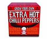 Gift Republic Ltd Gift Republic Grow Your Own Extra Hot Chilli